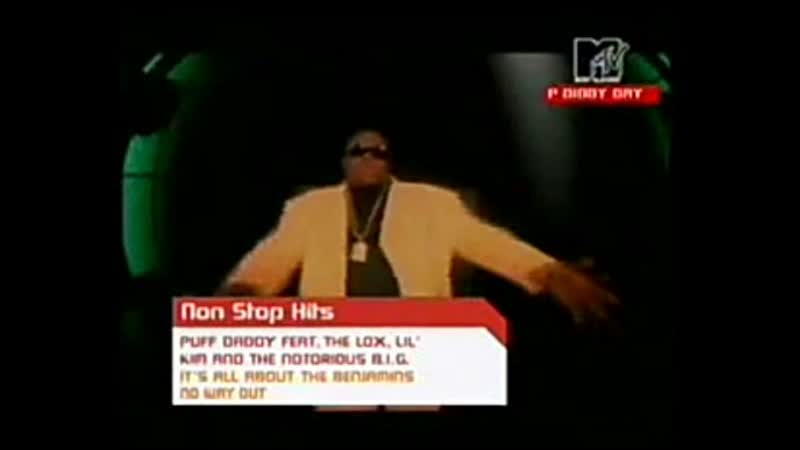 Puff daddy the lox lil' kim notorious b i g it's all about the benjamins mtv
