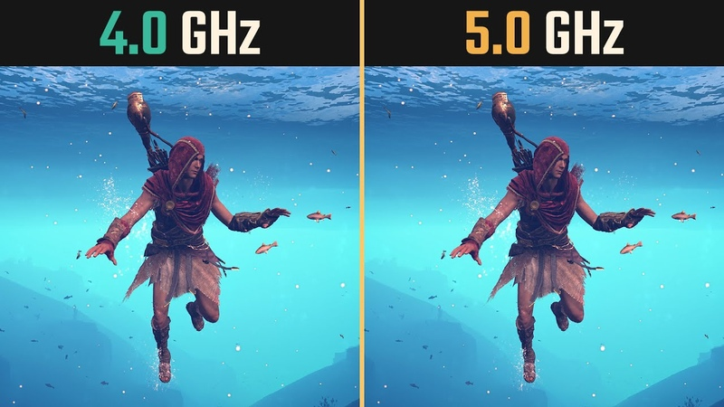 4GHz vs 5GHz CPU That big a difference