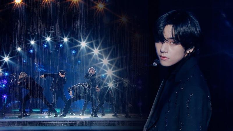 방탄소년단 뷔 보너스 캠 Black Swan (BTS V BONUS CAM) │ @MusicBank 200228