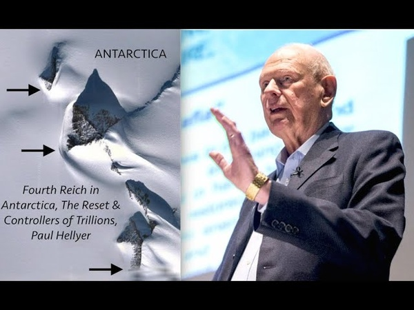 Fourth Reich in Antarctica The Reset Controllers of Trillions Paul Hellyer Latest