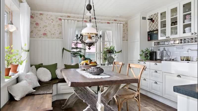 Дизайн кухни в частном доме: идеи
