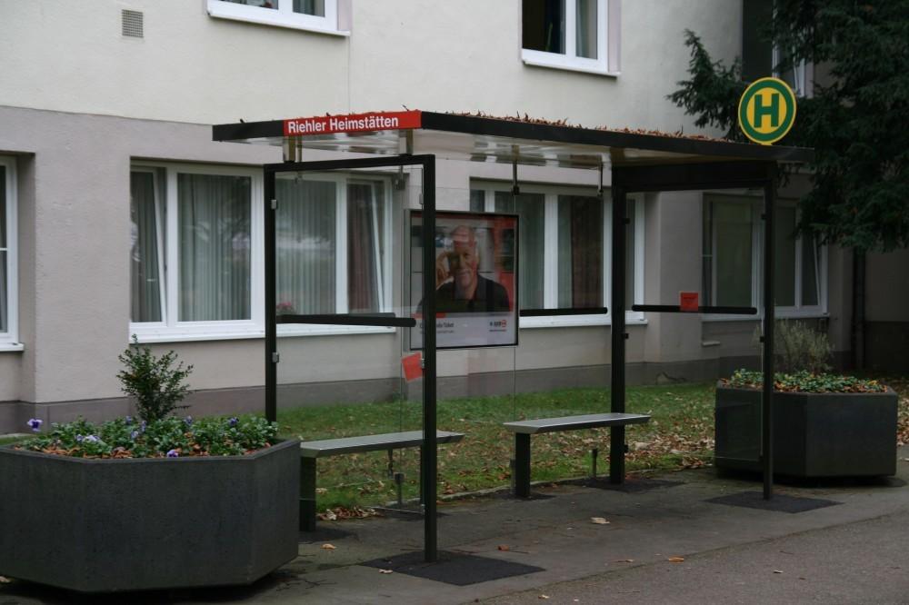 Поддельные остановки в Германии