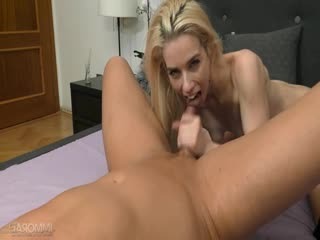 Nesty - Nesty Squirts and Gets a Creampie Up Her Hot Hairy Blonde Bush! [All Sex,Creampie,Squirt]