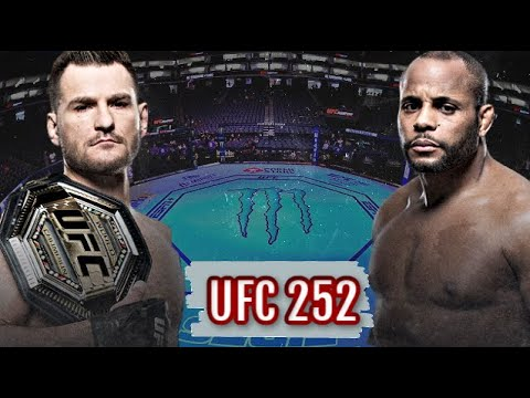 Stipe Miocic vs Daniel Cormier 3 PROMO The Trilogy UFC 252 HeavyweightWar