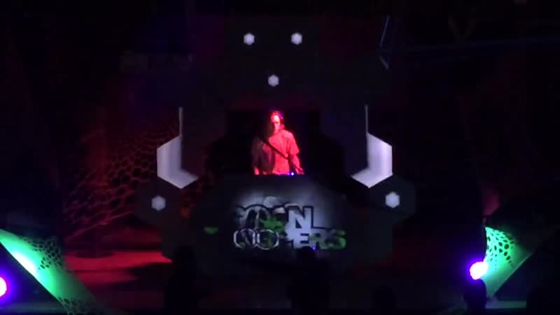 Luminexia в клубе MOD @Goan troopers Shanti S S 10 12 16