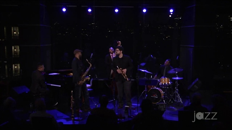 Corcoran Holt Quintet Live In Dizzy's Club