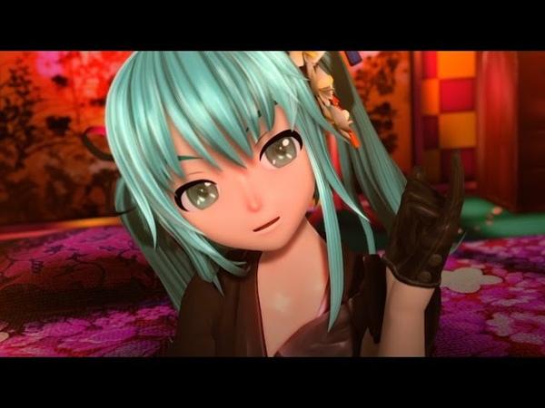 Hatsune Miku Project DIVA Future Tone - [PV] Pinky Swear (RomajiEnglishEspañol Subs)