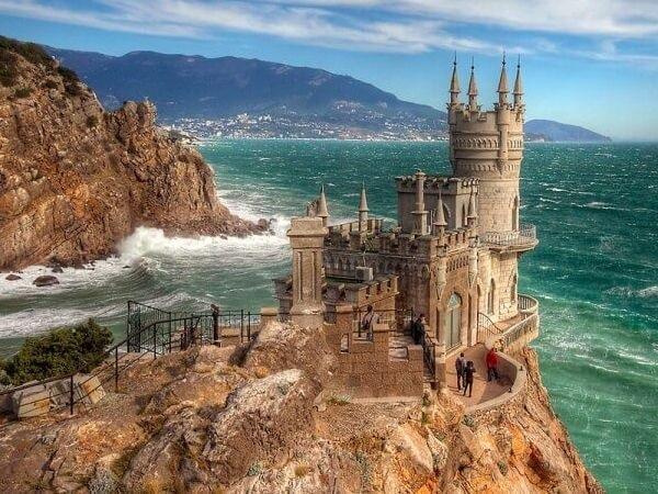 Звездный тур по Крыму