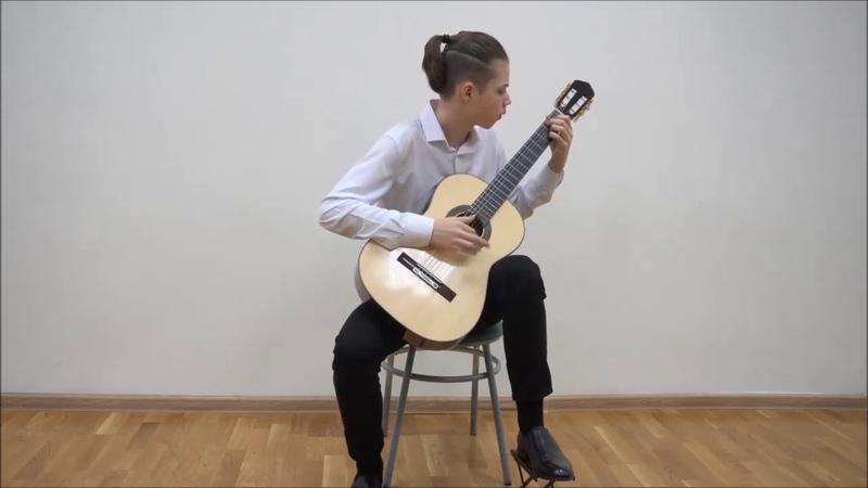 Alexander Vinitsky - Waiting For News. Performed by Daniel Geyer.