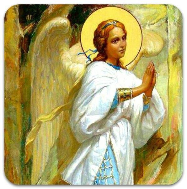 Картинки плачущая богородица ангел рассказ