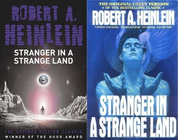 'Stranger in a Strange Land'