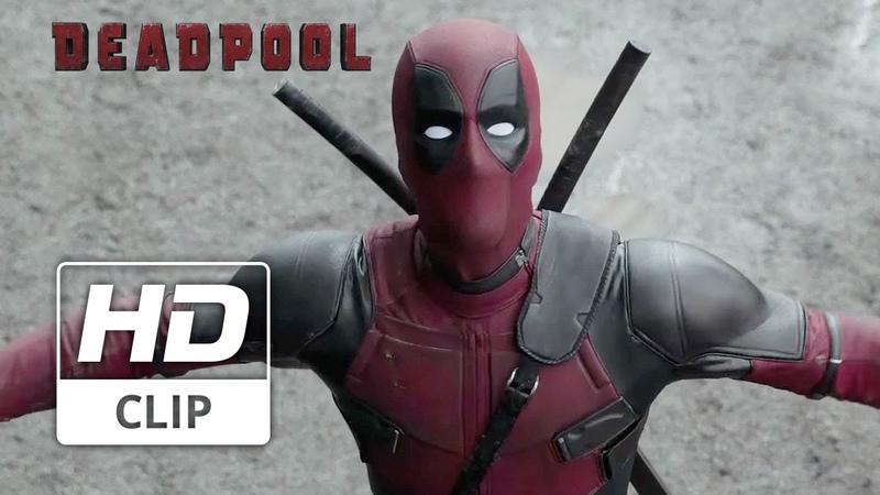 Deadpool | Superhero Landing | Official HD Clip 2016