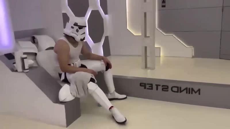 Shadow trooper gays phorno