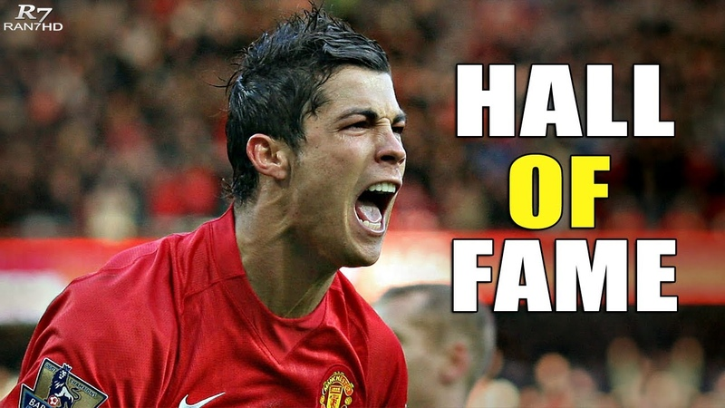 Cristiano Ronaldo Hall of Fame ► Manchester United Skills Goals HD