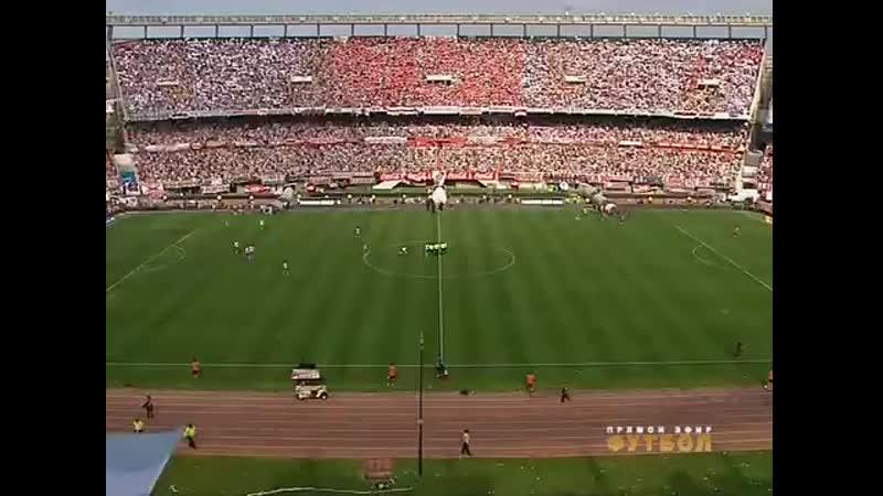 Чемпионат Аргентины 2012 Бока Хуниорс Ривер Плейт