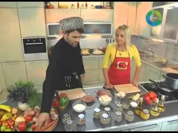 Казачья кухня Передача МИР ТВ из цикла Вкусный мир Кухня народов стран СНГ