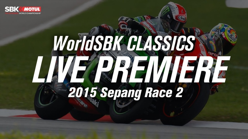 WorldSBK Classics 2015 Sepang Race 2