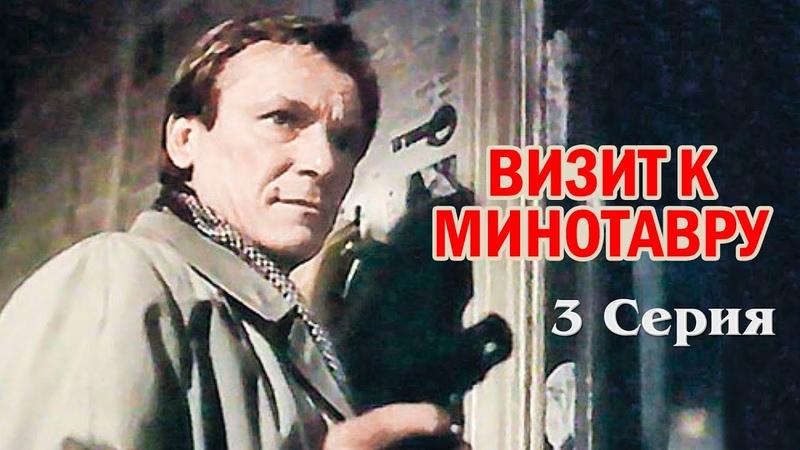 Визит к Минотавру (3 серия) (1987)
