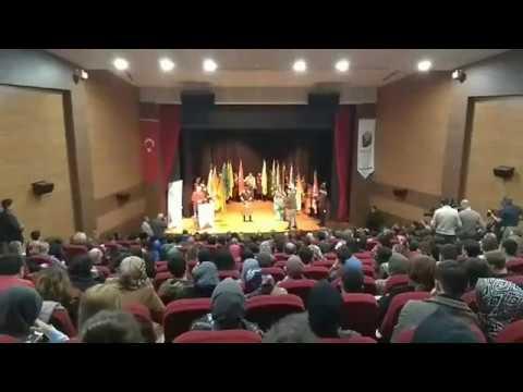 BİLGE TONYUKUK ANMA TOPLANTISI ŞİŞLİ BELEDİYE BAŞKANI MUAMMER KESKİN'İN KONUŞMASI