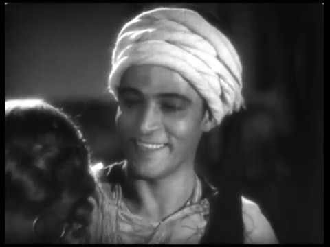 THE SON OF THE SHEIK 1926 Rudolph Valentino Vilma Banky