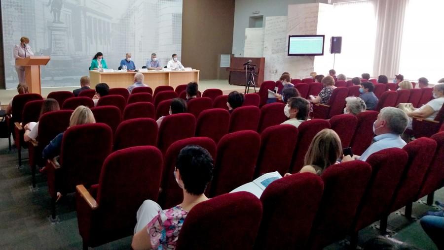 Исполнение бюджета города Таганрога за 2019 год обсудили на публичных слушаниях
