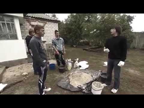 Где лопата я не знаю