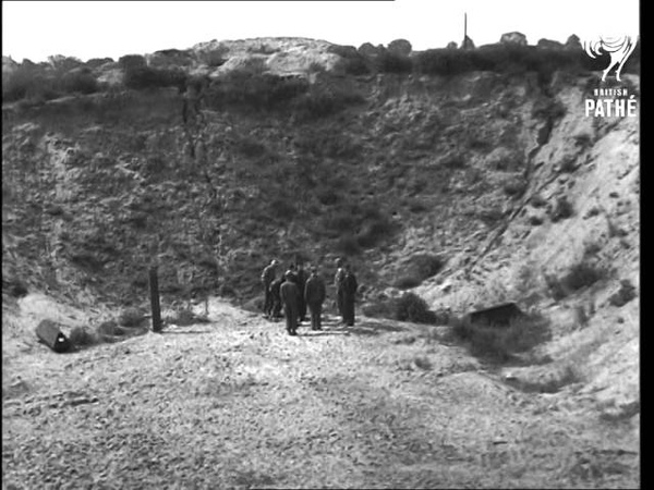 Us Firing Squad Execute Spies 1945