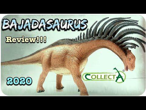 2020 Collecta Bajadasaurus Review