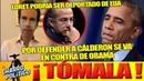 Obama y Su Candidato Truena Contra Loret Por Defender a Caldero ¡Todos Se Están Hundiendo!