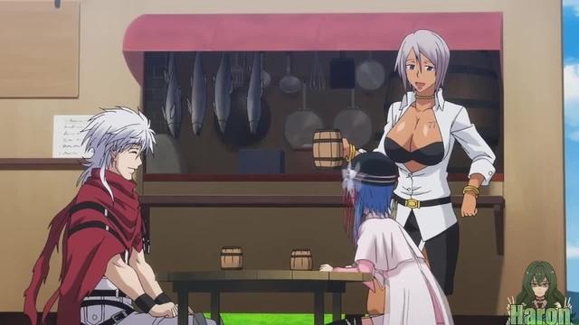 Anime name Plunderer Грабитель 1 сезон Love Sosa Heretic Klick AMV anime MIX anime REMIX