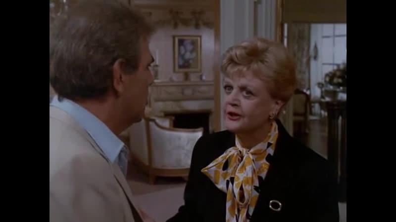 Она написала убийство Кристофер Банди умер в воскресенье 1986 реж Питер Крэйн