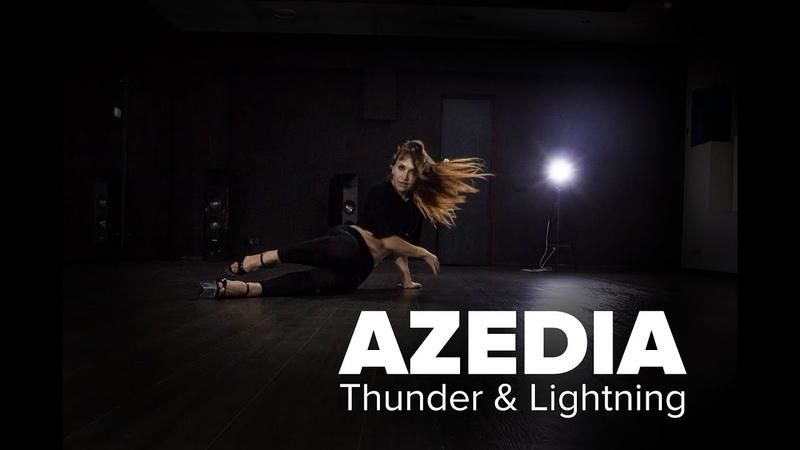 Azedia - Thunder Lightning Anna Chernenkova choreo Strip-plastic