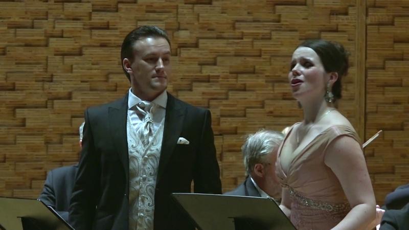 Olga PUDOVA Stanislav MOSTOVOY Prendi l'anel ti dono MARIINSKY THEATRE TroyAnna