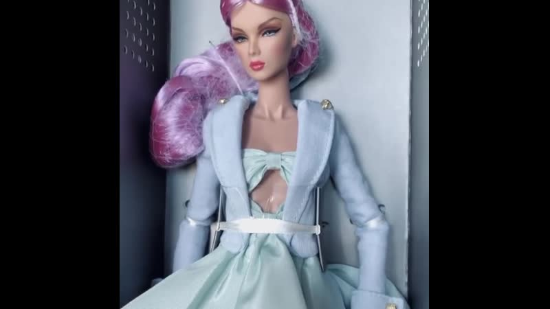 Mademoiselle Eden Eden Blair™ Dressed Doll The NU. Face Collection 2019 W Club Exclusive