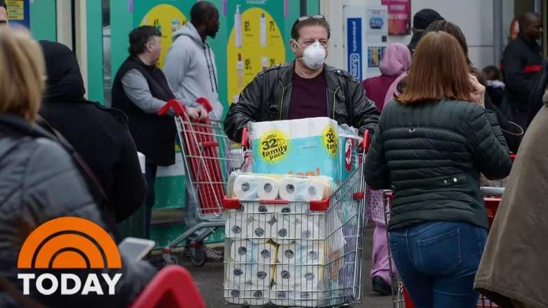 What's Behind The Toilet Paper Shortage During The Coronavirus Pandemic TODAY