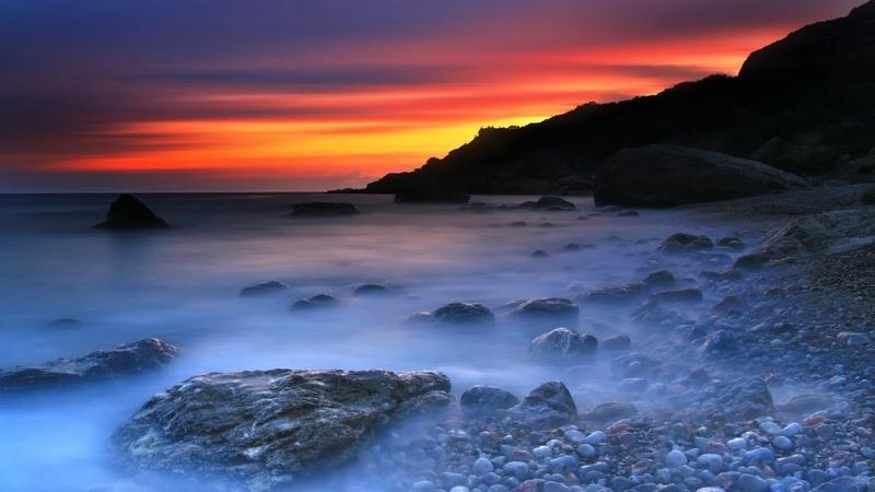 Потрясающий Релакс, Бесподобная Музыка, Послушайте! Мелодия Djeff-Z-Океан ее глаз