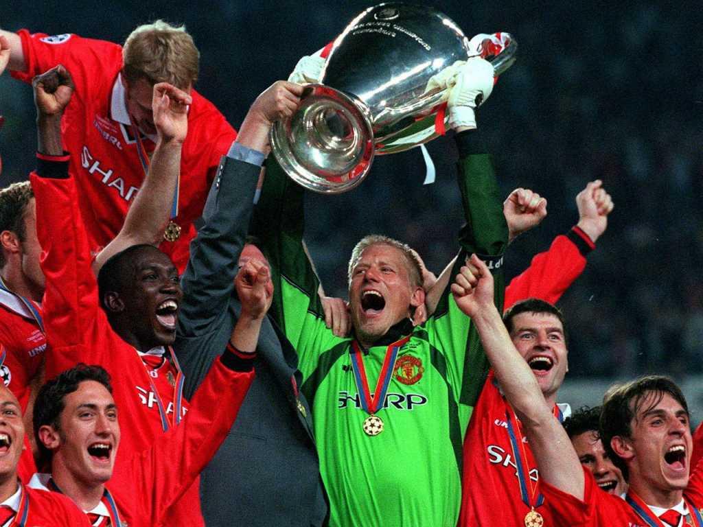 Манчестер Юнайтед - Бавария, 2:1. Финал Лиги чемпионов 1999