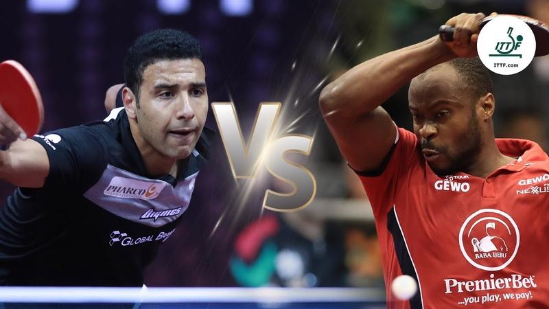 FULL MATCH - Omar Assar vs Quadri Aruna (2018) | ITTF-African Cup
