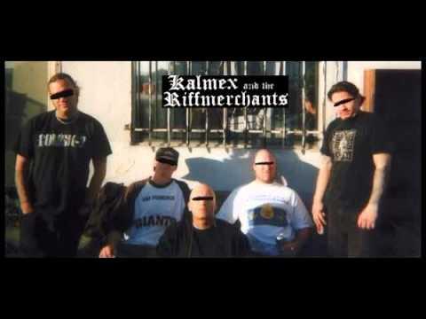 Kalmex and the Riffmerchants At KZSU Switchblade