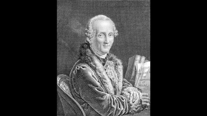 O notte o Dea del mistero O Nuit Dèesse du mystère Niccolò Piccinni piano accompaniment