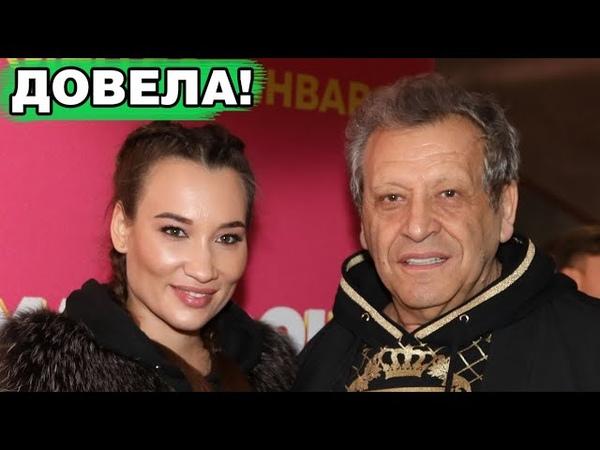 ЭТА ВРАЧИХА ДОВЕЛА Молодая жена Бориса Грачевского в прединсультном состоянии а его не стало
