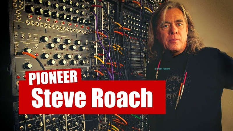 Pioneer Tour Steve Roach Creating an Immersive Musical Experience Like No Other