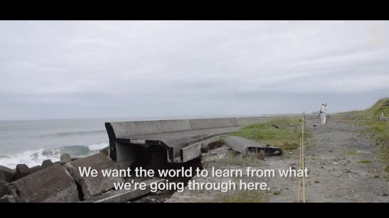 AN EERIE LOOK INSIDE JAPAN'S NUCLEAR EXCLUSION ZONE