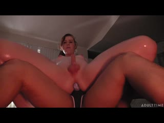 Shiri Allwood  Nicko Wolfe - Romantic Fireside Date (06 Jun 2020) 1080p