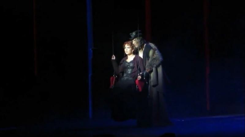Джекилл и Хайд 2 акт