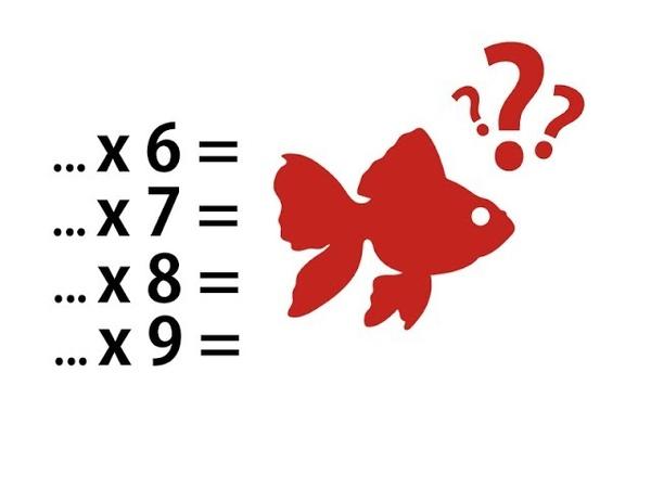 Tables de multiplication de 6, 7, 8 et 9 plus faciles que jamais ! - Améliorer sa mémoire