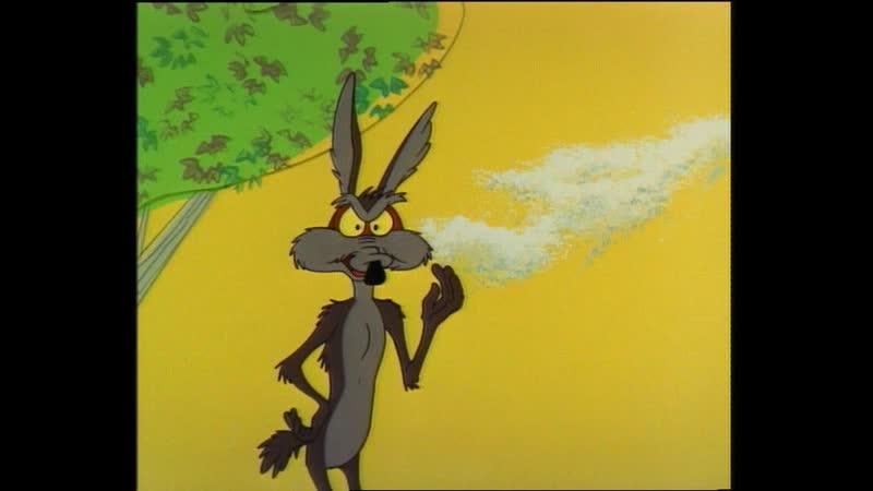 Весёлые мелодии Подвиг кролика