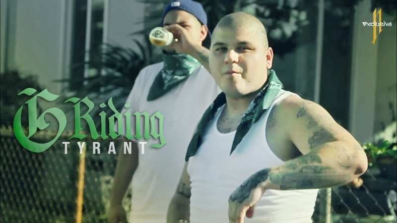 TYRANT G RIDING Official Music Video Prod by Clumsy Beatz
