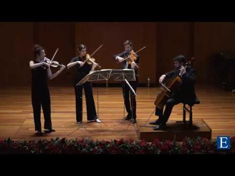 Aris Quartett Beethoven String quartet No. 1 in F major op. 181