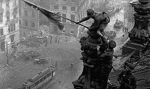 Это наши деды дошли до Берлина. Мысли вслух